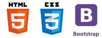 Html - CSS - Bootstrap